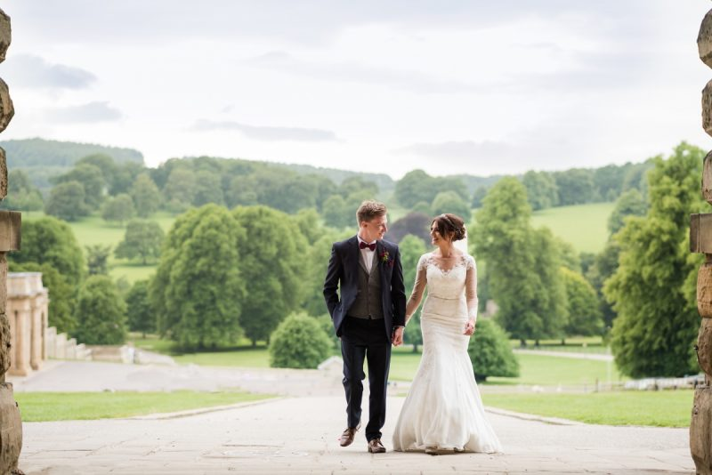 Win your dream wedding at Chatsworth