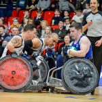 Great Britain Wheelchair Rugby Announce Line Up for King Power Quad Nations Tournament