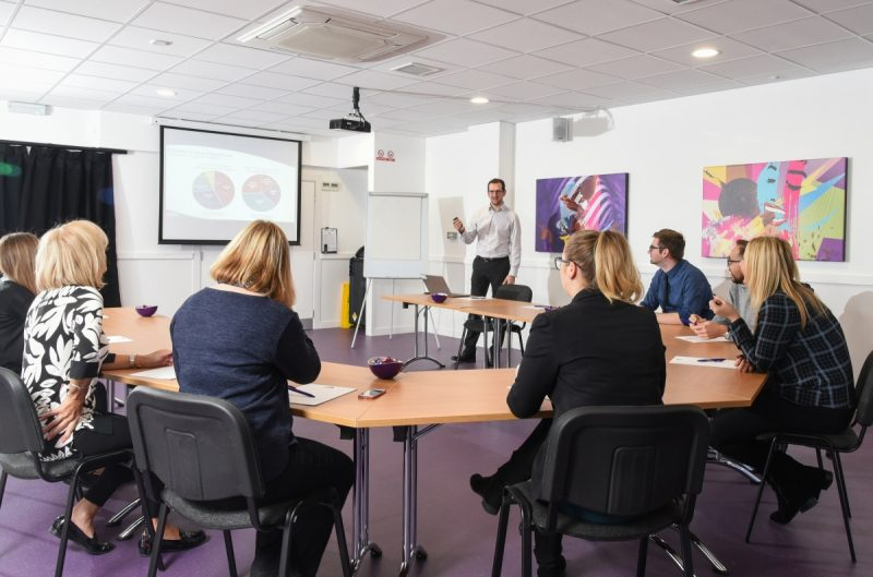 Cadbury World has launched a brand new corporate events venue, ideal for meetings, training or relaxed away days.