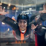 Peter Pan flies high at the Bear Grylls Adventure