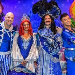 Darren Day Takes To The Stage as Captain Hook in Peter Pan at Birmingham Hippodrome