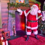 Record Number Of Visitors Enjoy A Sweet Christmas At Cadbury World.