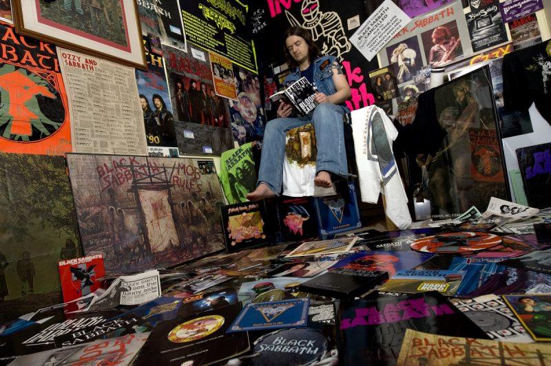 Black Sabbath will return to Birmingham with Major 50 Year Exhibition