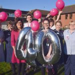 The Midlands' oldest hospice celebrates 40 years of care with a glittering gala dinner