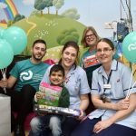 Toys Donated to Leicester Children's Cancer Ward for International Childhood Cancer Day