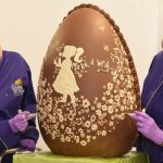 Cadbury World raises egg-stravagant donation for Make-A-Wish