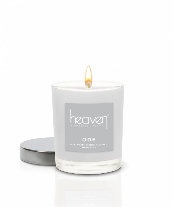Heaven Skincare Ode Candle, £19