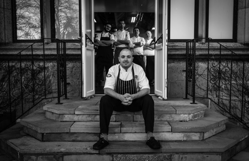 Hoar Cross Hall's executive head chef and pastry chef scoop prestigious awards