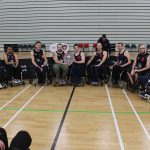 Leicester Tigers Wheelchair Rugby Team go undefeated to retain title