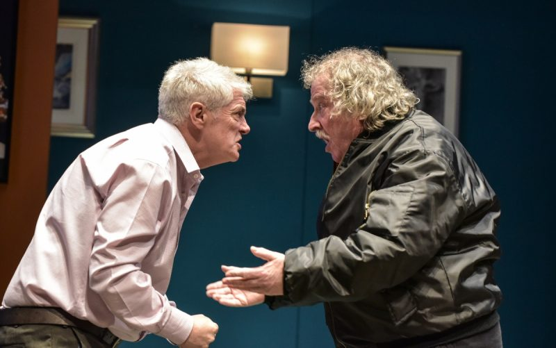 We Review The New British Farce Currently Running At Belgrade Theatre, Octopus soup