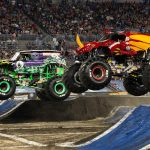 For The First Time Ever Rev Up For Monster Jam® In Coventry On The 8th June 2019