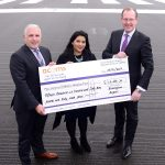 Birmingham Airport Employees Take To The Runway To Support Acorns Children's Hospice