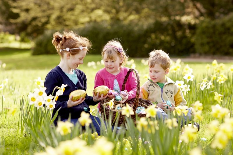 Win a Family Ticket to Easter at Chatsworth