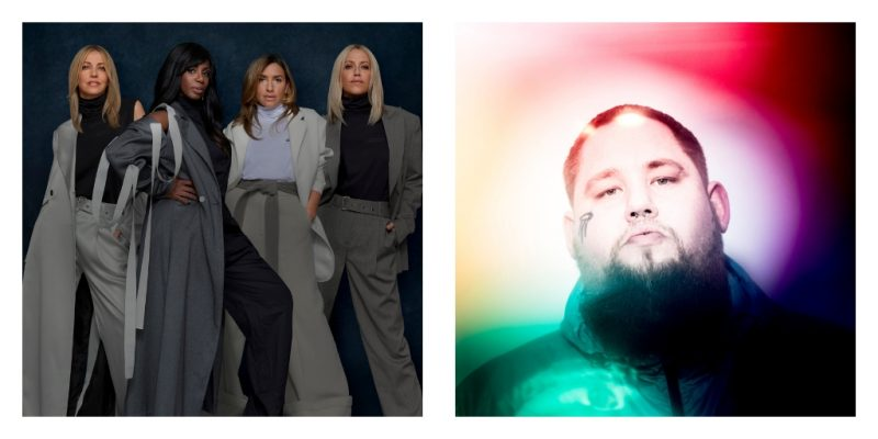 Rag'n'Bone Man and All Saints join Manic Street Preachers