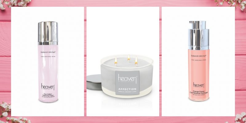 Heavenly Skin Treats for Mother's Day