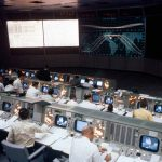 Meet Members of the Apollo Mission Control Team at the National Space Centre