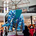 Easter extravaganza comes to Highcross Leicester