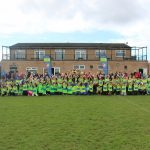 Schools take on tag rugby with Leicester Tigers and The Nottingham