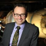 National Space Centre Chief Executive Wins Research Leadership Award