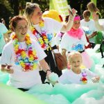 'Bubblers' Needed as Frothy  Fun Run Comes to Birmingham