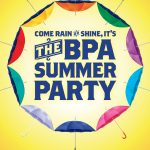 Come Rain or Shine - it's the Birmingham Publicity Associations Summer Party