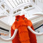 'Mammoth' birthday fun with TV star at intu Merry Hill