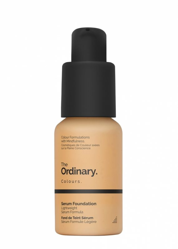 The Ordinary Serum Foundation 30ml, £5.70