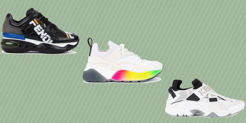 48ef38222 Trend Edit: 8 Chunky Trainers - Dluxe Magazine