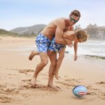 WIN Matching Swimwear from Tom and Teddy