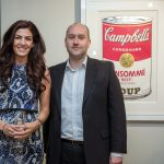 Birmingham VIPs Celebrate Launce of Castle Fine Art Flagship