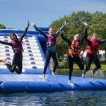 Aqua Park Rutland Opens for Fourth Season