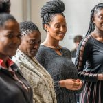 First look inside the rehearsal room of The Color Purple