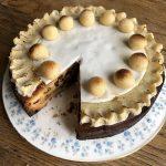 RECIPE: Prue Leith's Simnel Cake