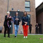 UB40 and MP for Edgbaston attend celebrations at Priory School Edgbaston