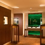 First Look at Rolex Showroom at Johnsons Jewellers