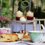 WIN Afternoon Tea for Two at The Maze, Chatsworth