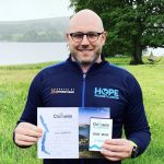 £10,000 raised for Hope Against Cancer in English Channel challenge