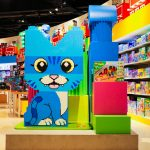 Experience an art attack this summer at Selfridges!