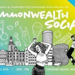 City Of Sport Gets Social: Birmingham 2022 Celebrates Three Years To Go With The Commonwealth Social