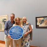 Blue Plaque Unveiled for Birmingham Artist