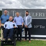Award Winning Resort Launches Partnership with Matt Hampson Foundation