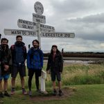 ASSISTED. take on the Hadrian's Wall Walk