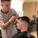 A Cut Above: James Bushell Launches The Barbershop Project at Harvey Nichols