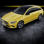 Practical Performer: Mercedes Benz Release New Shooting Brake version of its CLA coupe