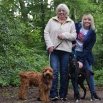 Teach your dog a new trick – raising money on a sponsored walk!