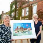 Ragdale Hall Spa unveils stunning range of products based on  a work-of-art by UK artist