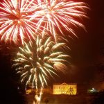 Chatsworth Fireworks Celebrate 50th Anniversary of the Moon Landing