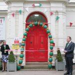 Hallfieldfirst reveals its eco-friendly refurbishment