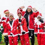 Santas Needed for Hospice's Festive Fun Run
