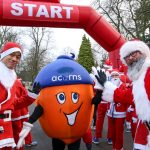 Cool Runnings: Hundreds of Santas and Elves Needed for Birmingham Charity Dash